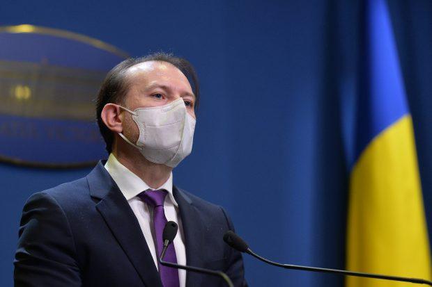 """Premierul Florin Cîțu, despre protestul de la metrou: """"Bucureştenii nu trebuie să sufere pentru că un fost deputat pesedist își pierde sinecuri"""""""