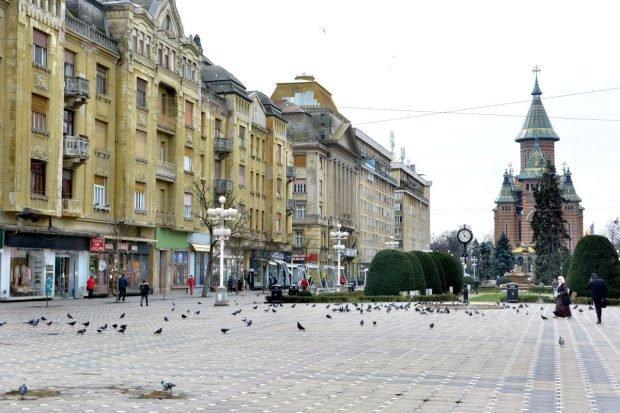 Timișoara iese din carantină la noapte. Autoritățile locale au trecut peste recomandarea INSP și au votat pentru ridicarea restricțiilor