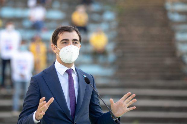 Năsui anunță reînceperea plăților către firmele afectate de pandemie și acuză Guvernul Orban că a promis 500 de milioane de euro fără ca banii să existe