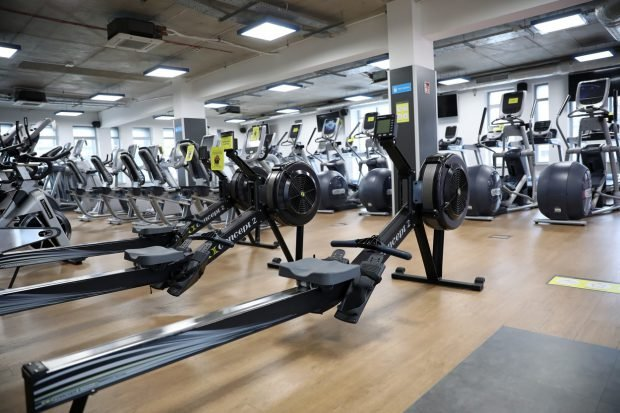 Sălile de sport și fitness vor fi închise în localitățile unde rata de infectare este peste 4