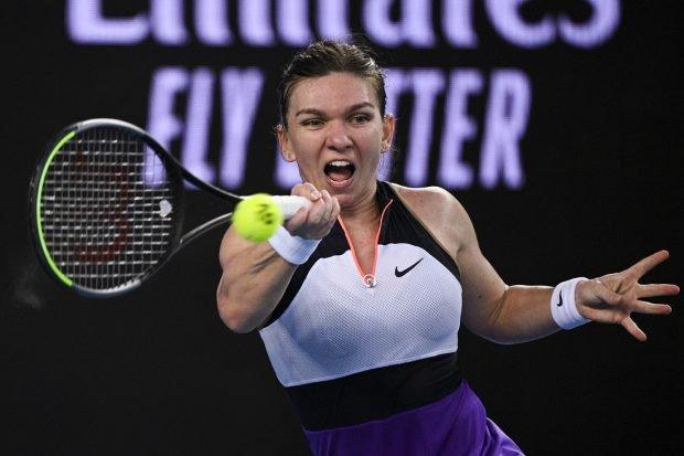Simona Halep – Anastasija Sevastova, în turul 3 al turneului de la Miami, sâmbătă. Cum a explicat Simo revenirea cu Garcia