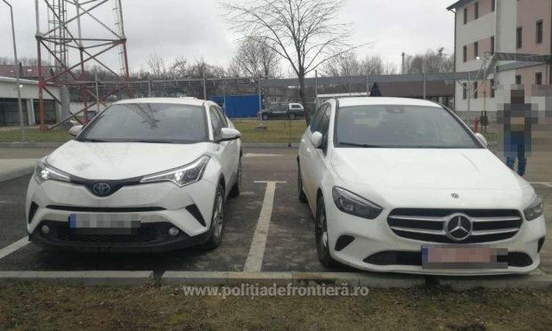 Doi șoferi din Neamț au rămas fără mașinile de lux când s-au dus cu ele la o spălătorie auto, în Suceava