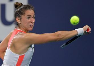 Bianca Andreescu s-a calificat în semifinale la Miami Open
