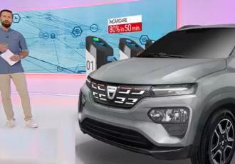 Dacia a intrat în forţă pe piaţa masinilor electrice și doboară deja recorduri