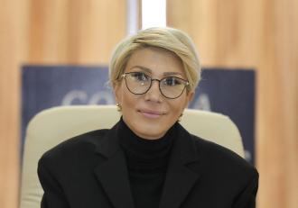 """Raluca Turcan, după ce a fost prinsă fără mască: """"A fost neatenţie, nu sfidare faţă de oameni"""""""