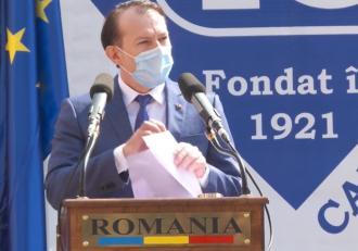 Florin Cîțu: Institutul Cantacuzino s-a aflat şi continuă să fie în prima linie în lupta cu noul coronavirus