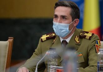 """Valeriu Gheorghiţă, despre vaccinul AstraZeneca şi cazurile de tromboză: """"Ne aşteptăm la recomandări particulare, pentru un anumit profil de persoană, nu ne aşteptăm la o retragere a autorizării"""""""