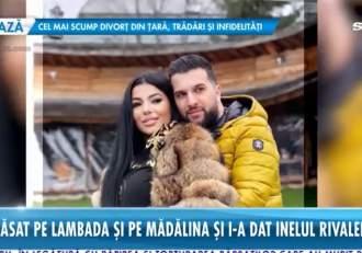 Tzancă Uraganu a uitat de cele două neveste și s-a logodit cu o nouă cucerire. Cum arată inelul de pe degetul tinerei / FOTO