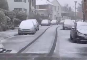 Iarna a pus stăpânire pe Europa: Ger și ninsoare în miezul primăverii în mai multe țări