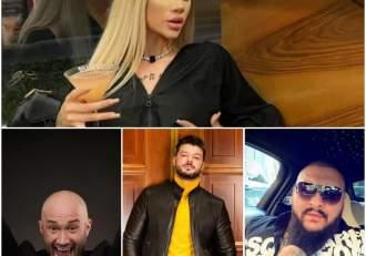 Bia Khalifa își dorește un copil cu Victor Slav și cu Mihai Bendeac. Ce a zis concurenta de la iUmor despre Dani Mocanu