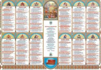 Calendar ortodox, joi, 8 aprilie. Rugăciunea care îți aduce liniște în familie