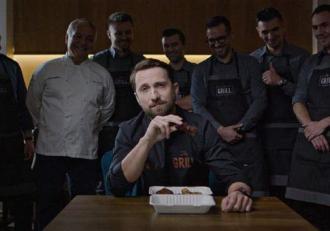 (P) Restaurantul The GRILL este #UnulPentruAltul