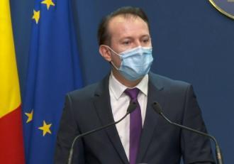 """Florin Cîțu anunță că nu va exista nicio carantinare: """"Mergem în direcția relaxării, însă cu o singură condiție, de a ne vaccina cu toții"""""""