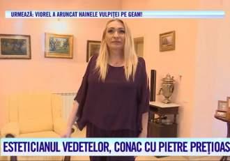 Acces Direct. Esteticianul vedetelor, poveste impresionantă de viață. Mihaela Saidac are în locuință piese unicat, de la Casa Regală! / VIDEO