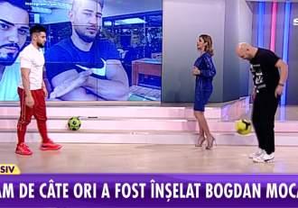 """Bogdan Mocanu și Jador au împărțit aceleași femei. Dezvăluirile cântărețului despre viața amoroasă. """"Le pasăm de la unul la altul"""" / VIDEO"""
