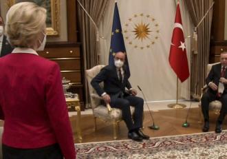 """Premierul italian Mario Draghi, atac la adresa lui Erdogan, după incidentul """"Sofagate"""". Preşedintele turc a fost numit """"dictator"""""""