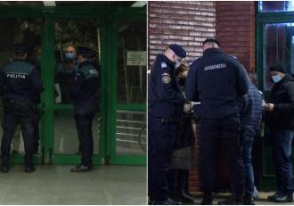 """Scandal la stația de metrou Pipera, închisă mai repede pentru demolarea magazinelor. Călătorii au sunat la 112: """"Deschide-ne uşa! Eu trebuie să ajung acasă!"""""""
