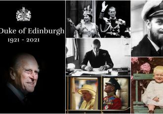 Viața prințului consort Philip în imagini. Ducele de Edinburgh a murit la vârsta de 99 de ani