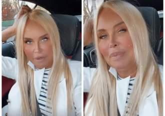 """Vica Blochina își caută șofer """"cu pătrățele"""". Ce nu tolerează blondina: """"Sub nicio formă să nu fie …"""""""