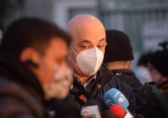 """Raed Arafat: """"Spitalul Foișor are o secţie de Terapie Intensivă de 21 de paturi; era sub jumătate ocupată"""""""