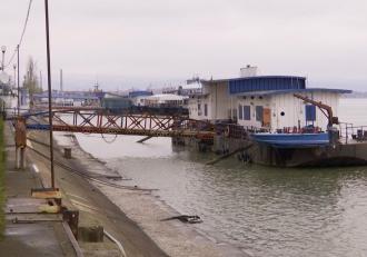 Porturile din România, în stare avansată de degradare din cauza lipsei investiţiilor