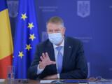 LIVE ACUM. Președintele Klaus Iohannis ține un discurs de Ziua Sănătății