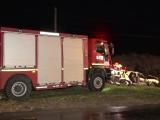 Doi soți din Arad au murit după ce mașina lor a ajuns într-un canal de irigații
