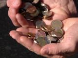 Multiplul campion mondial Ștefan Cojocnean a plătit o amendă cu monede la sediul ANAF din Timișoara