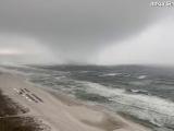 Furtună devastatoare în Florida. Imagini cu o tornadă venind din mijlocul apelor