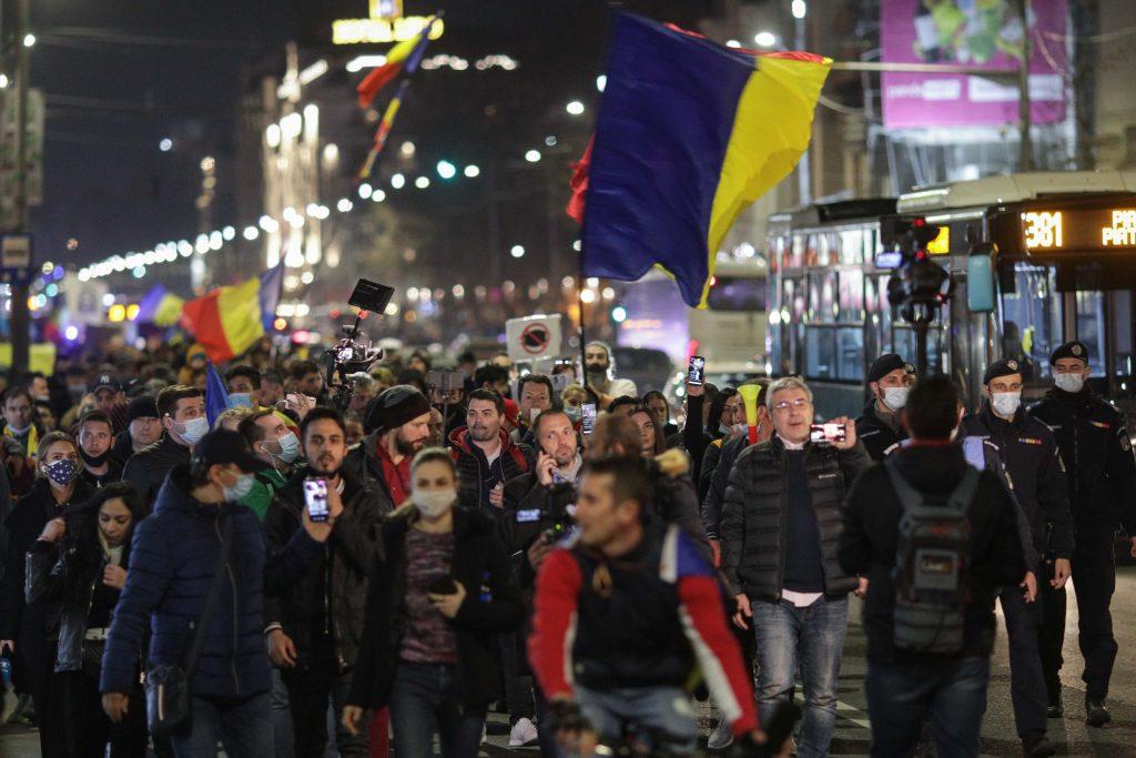 """Surpriză colosală! """"Protestul este un reflex care face parte din normalitatea unei societăți"""". Cine a făcut o astfel de declarație"""