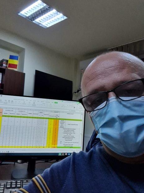 """Managerul Spitalului din Ploiești: """"Eu? Tot la spital. Mulți internați cu probleme grave. Voi, tot la proteste?"""""""