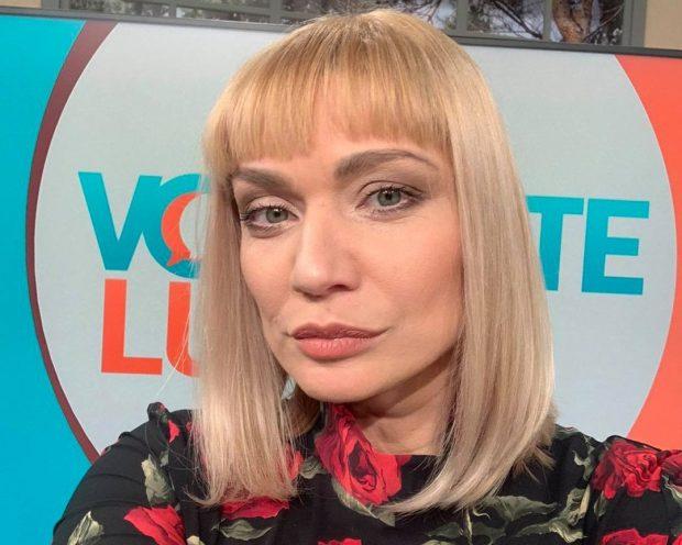 """Cristina Cioran, în lacrimi. Ce i se întâmplă în luna a patra de sarcină: """"Sunt stări dubioase"""""""