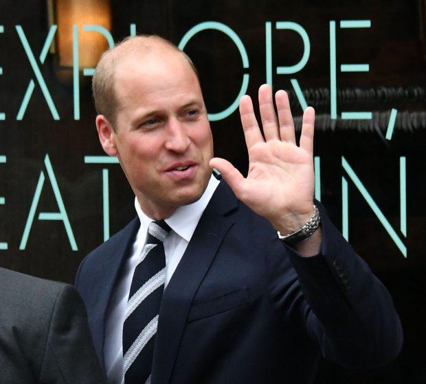 Prințul William s-a retras de la ceremoniile premiilor BAFTA după decesul bunicului său