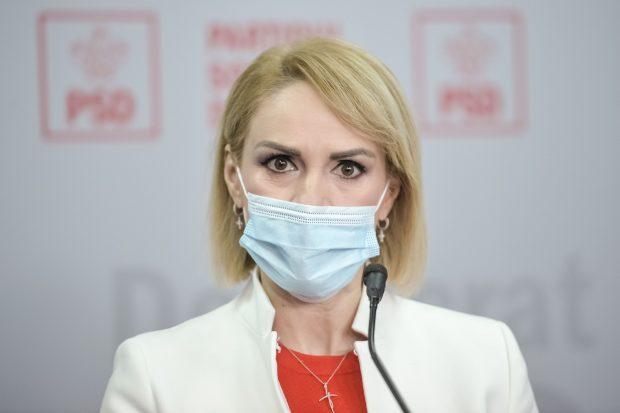 """Gabriela Firea, despre situația de la Spitalul Foișor: """"Au trecut 15 ore şi nicio demisie. Dictatură!"""""""