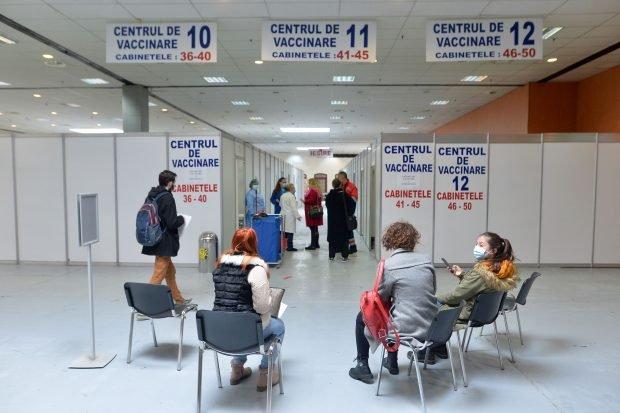 Cât de bine stă România la vaccinare comparativ cu restul lumii