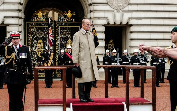 Focuri de armă şi salve de tun vor răsuna în orașele din Marea Britanie, în onoarea Prințului Philip