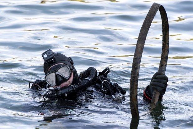 Doi scafandri au murit înecați la Eforie Nord