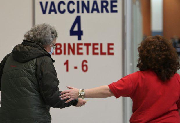 197 de centre noi de vaccinare cu Pfizer și Moderna, deschise în aprilie