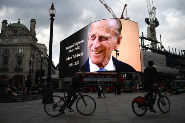 BBC a primit reclamații de la telespectatori pe motiv că sunt prea multe știri despre prințul Philip