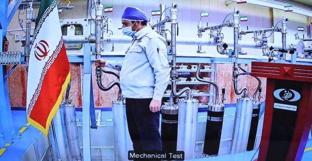 """Un incident la o instalație de îmbogățire a uraniului, denunțat drept """"terorism nuclear"""" în Iran"""