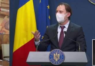 """""""Pandemia va trece!"""" Anunțul optimist făcut astăzi de premierul Florin Cîțu. Toate județele din țară sunt în scenariul verde"""