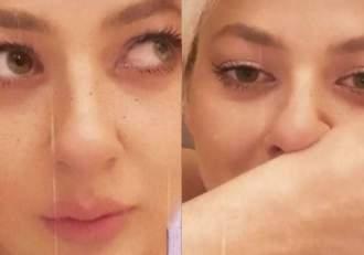 Lidia Buble a plâns pe Internet. Ce confesiune emoționantă le-a făcut artista fanilor, printre lacrimi! / FOTO