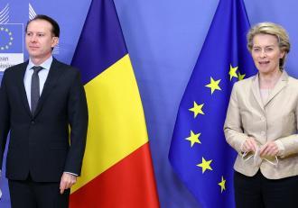 """Florin Cîţu: """"Am avut o întâlnire foarte constructivă cu preşedintele Comisiei Europene pentru negocierile privind PNRR"""""""