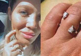 Gina Pistol s-a afișat cu inelul pe deget. Iubita lui Smiley a surprins pe toată lumea! / FOTO