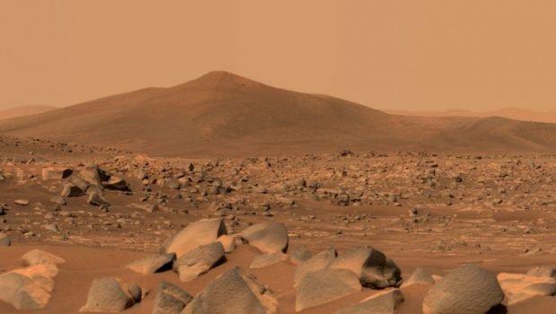 Imagini inedite de pe Marte. Roverul Perseverence studiază rocile din craterul Jezero