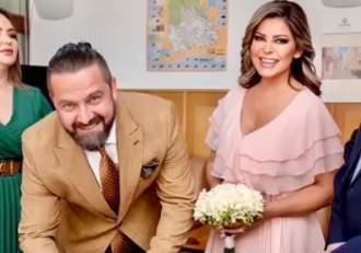 Miki de la K-pital s-a căsătorit! Solista a făcut cununia civilă cu iubitul după 18 ani de relație / GALERIE FOTO