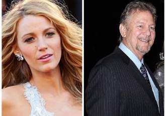 Blake Lively i-a adus un ultim omagiu tatălui ei. Actorul Ernie Lively a murit la 74 de ani / FOTO