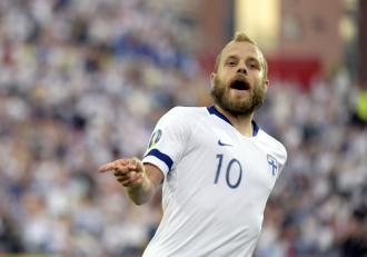 Lotul Finlandei la Euro 2020. Atacantul Pukki și selecționerul Kanerva, oamenii care au dus Finlanda pe scena internațională