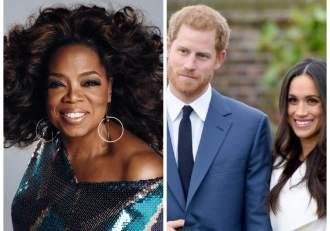Va fi Oprah Winfrey nașa fetiței prințului Harry și a lui Meghan Markle? Răspunsul celebrei vedete de televiziune