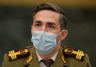 Valeriu Gheorghiţă, avertisment pentru sfârşitul lunii august: Nouă din 10 cazuri de COVID-19 vor fi infecţii cu tulpină Delta